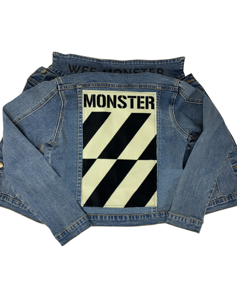Wee Monster Wee Monster - Monster Denim Jacket