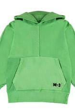 Molo Molo - Future Green Hooded Top