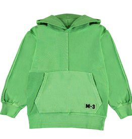 Molo Molo - Future Green Hooded Top