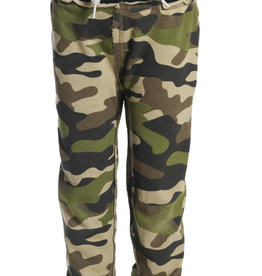 Appaman Appaman - Green Camo Gym Sweats