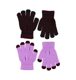 Molo Molo - Kei - Acid Purple Gloves