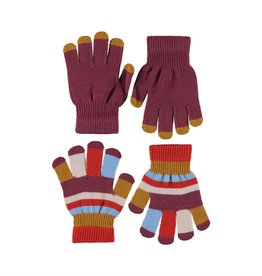 Molo Molo - Kei - Maroon Gloves