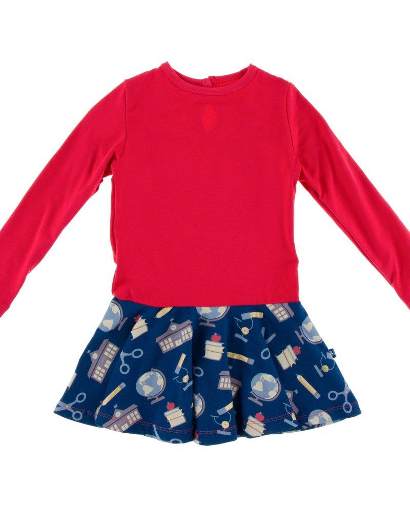 KicKee Pants KicKee Pants - Navy Education Dress