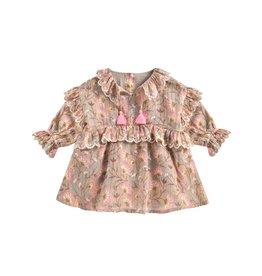 Louise Misha Louise Misha - Eforie Dress/Folk Flowers