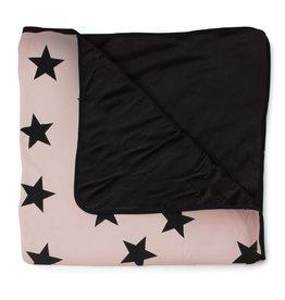 NuNuNu NuNuNu - Powder Pink Star Blanket