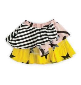 NuNuNu NuNuNu - Mix & Match Layered Skirt