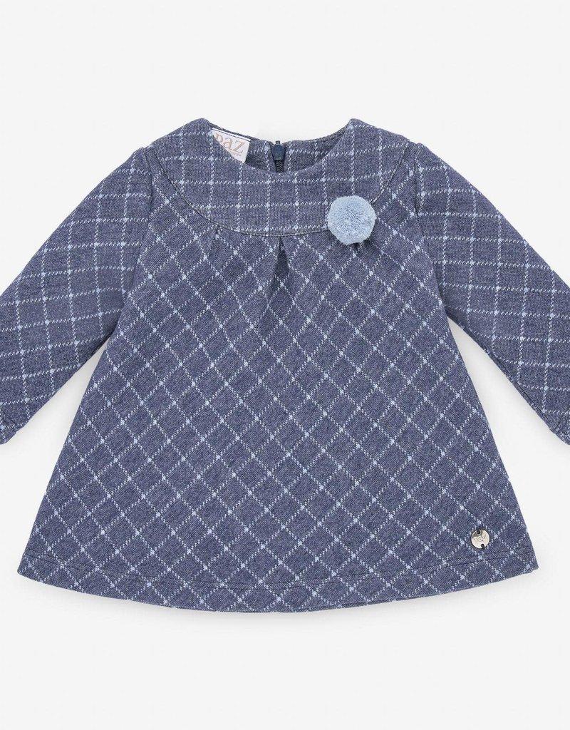PAZ Rodriquez PAZ Rodriquez - Fauna Dress – Cobalt