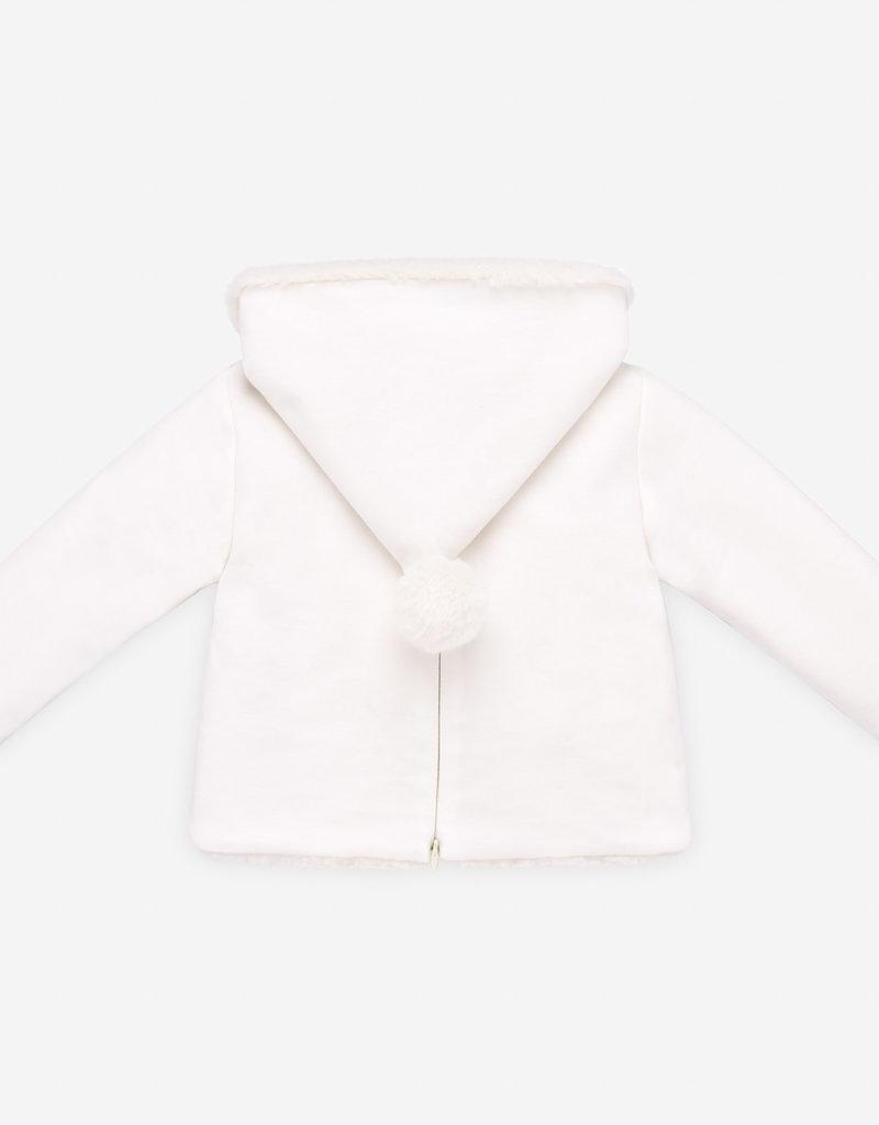PAZ Rodriquez PAZ Rodriquez - Cream Coat & Trousers Set