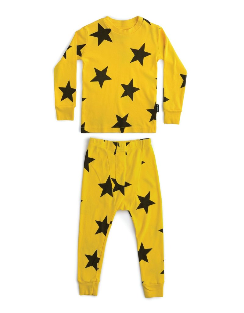 NuNuNu NuNuNu - Star Loungewear / Lava Yellow