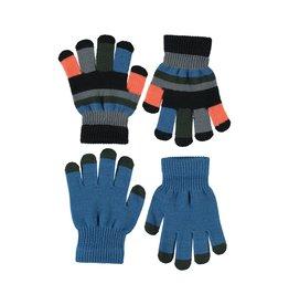 Molo Molo - Keio - Blue Waves Gloves