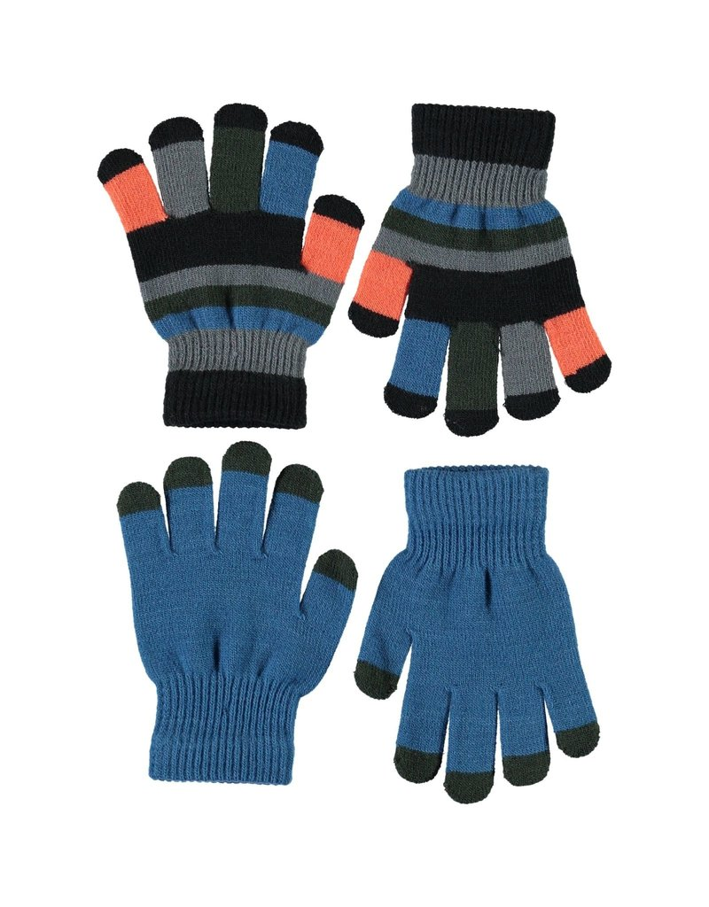 Molo Molo - Keio - Blue Waves Gloves