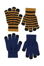Molo Molo - Keio - Ink Blue Gloves