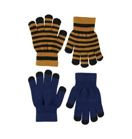 Molo Molo - Keio - Ink Blue Gloves
