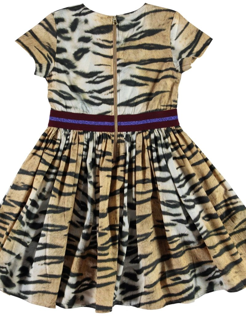 Molo Molo - Candy Wild Tiger Dress