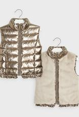 Mayoral Mayoral - Old Gold Riversible Vest