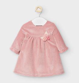 Mayoral Mayoral - Candy Velvet Dress