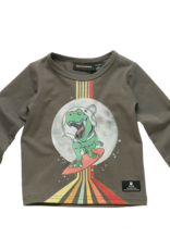 Rock Your Baby Rock Your Baby - Dino in Space T-Shirt
