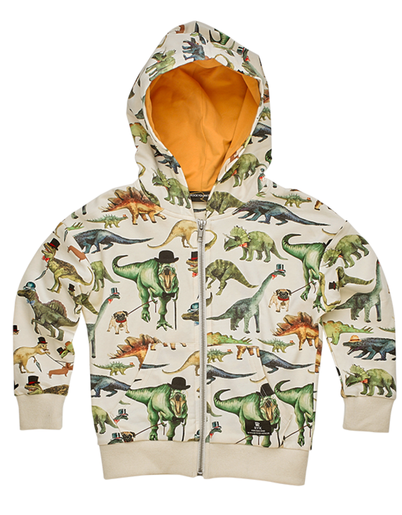 Rock Your Baby Rock Your Baby - Strollin' Hooded Jacket