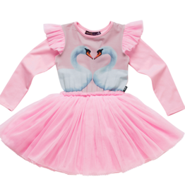 Rock Your Baby Rock Your Baby - Swan Love Dress