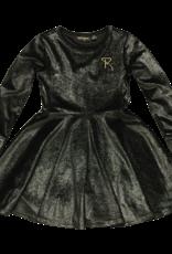 Rock Your Baby Rock Your Baby - Silver Velvet Dress