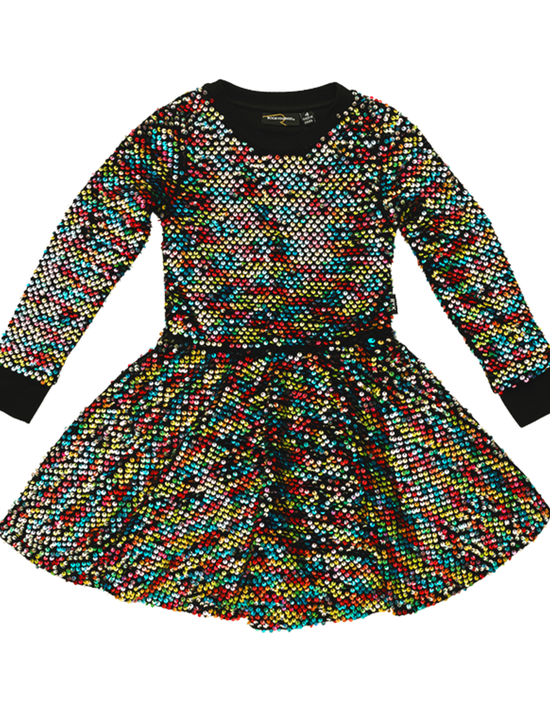 Rock Your Baby Rock Your Baby - Sequin Dress