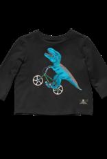 Rock Your Baby Rock Your Baby - Dino Bike T-Shirt