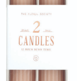 Fancy Taper Candles Petal