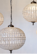 Crystal Ball Chandelier Large