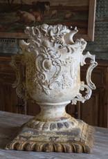 Aged Estate Urn