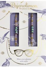 Grape Glasses Necklace