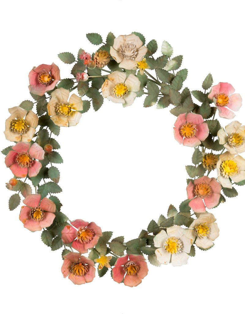 Wild Rose Wreath