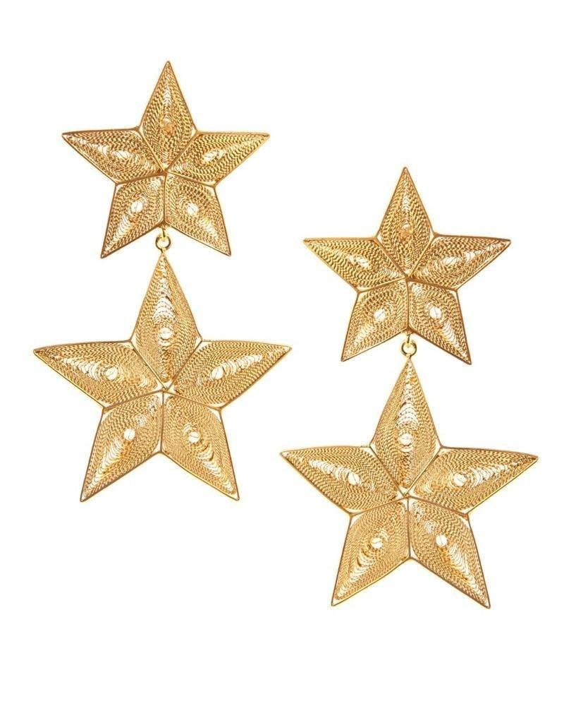 Star Earrings IL