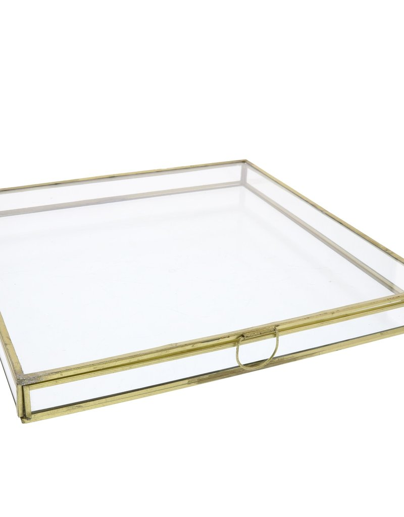 Monroe Flat Square Box