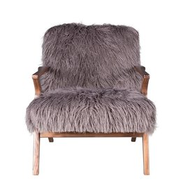 HENRY CHAIR- CHARCOAL