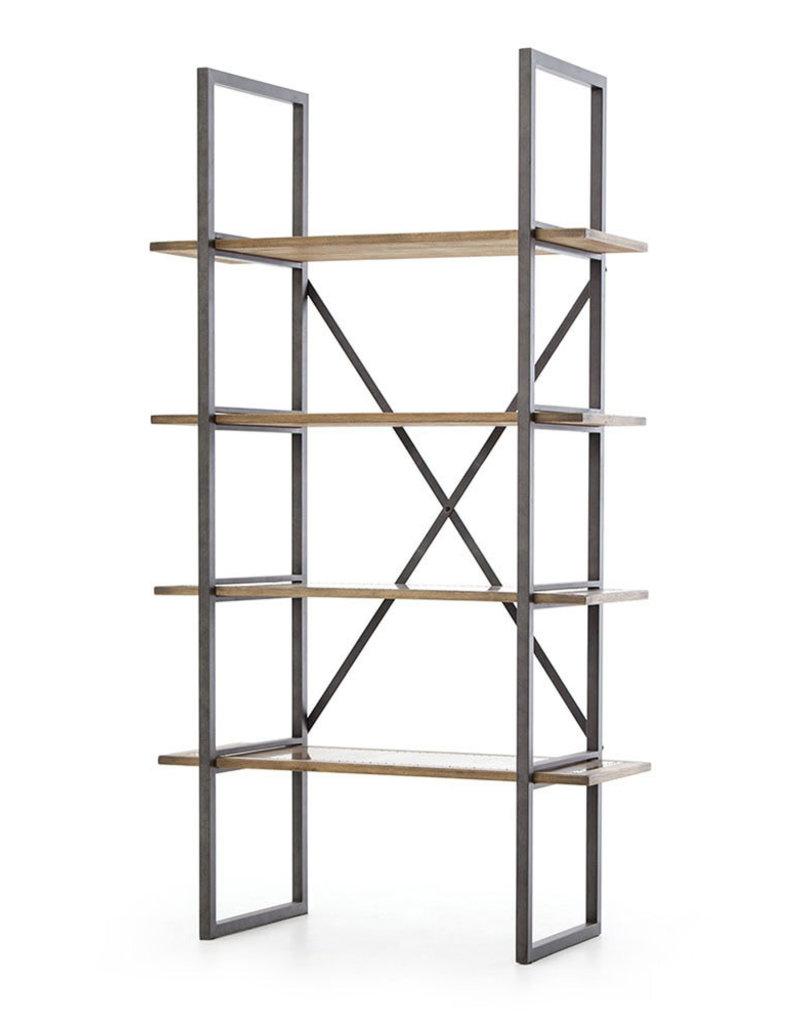 Single Oak Shelf