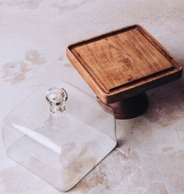 Square Cake Stand