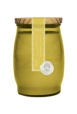 Barrel Glass Candle - Lemon Verbena