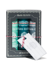 Lip Balm - GIFT TRIO - COOL (MA R, LIME, S/C)