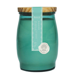 Tumbler Glass Candle - Marine