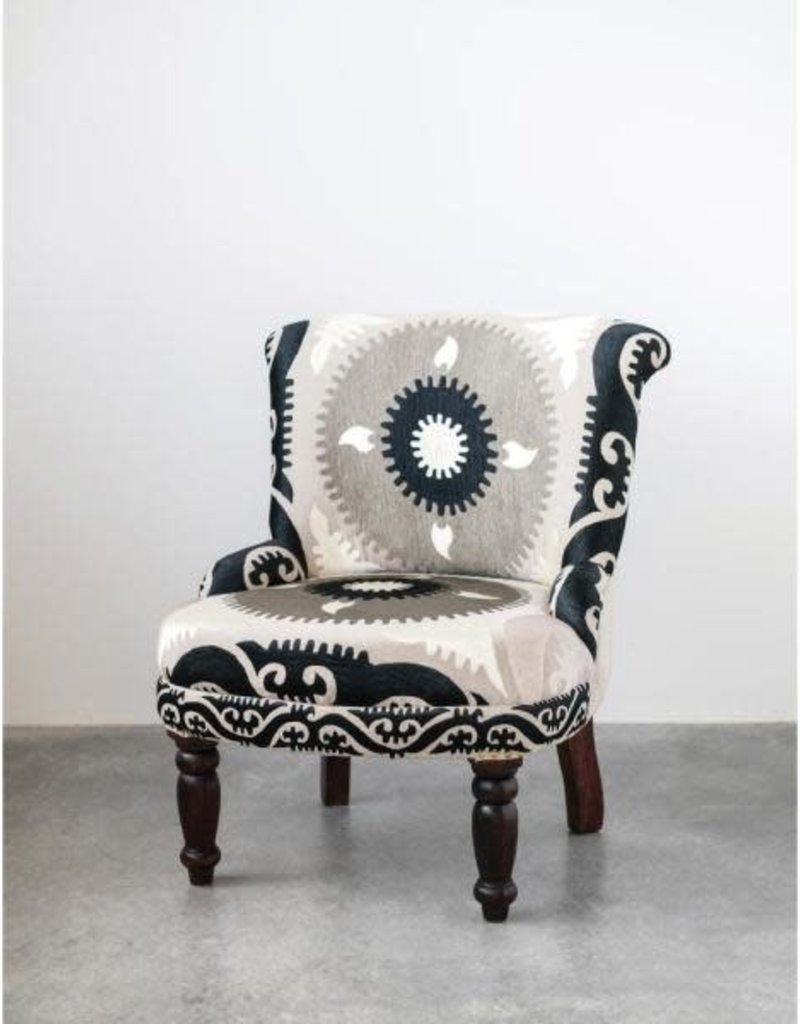 Embroided Suzani Chair