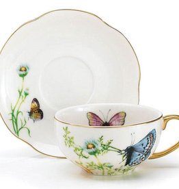Teacup Saucer Wings of Grace