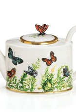 Wings of Grace Teapot