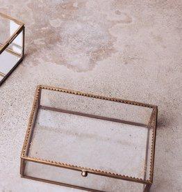 Medium Glass Box