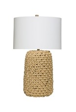 Jute Rope Table Lamp