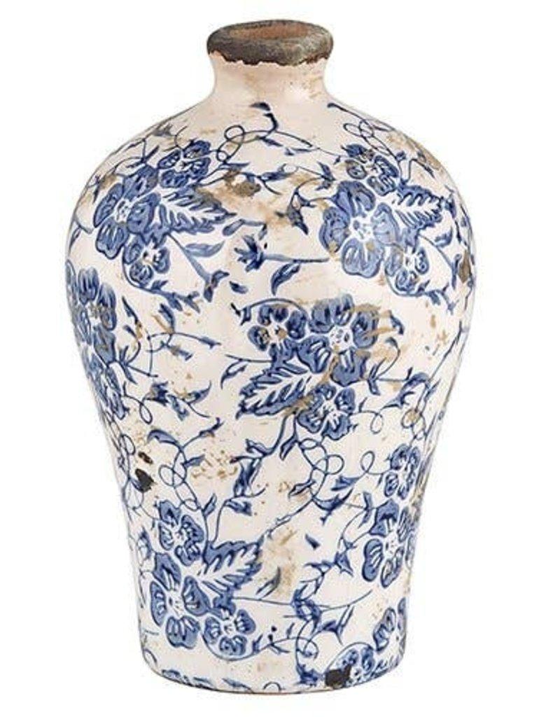 Vintage Blue Vase