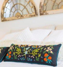 Loloi Frida Black Pillow