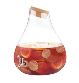 Fire Pearl Beverage Dispenser