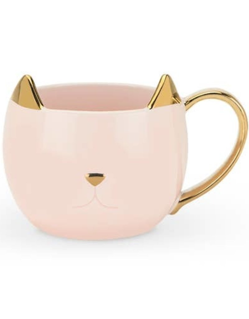 Fire Chloe Pink Cat Mug