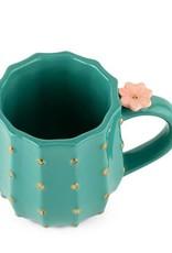Fire Cactus Mug
