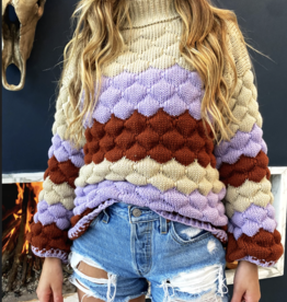Colombian Cocoa Sweater